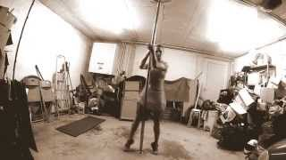 risque de la pole dance idée reçu (virginie plantegenet)