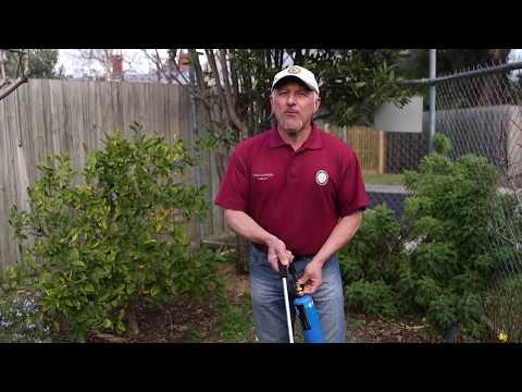 Tradeflame Weed Burner Vasili S Garden Youtube