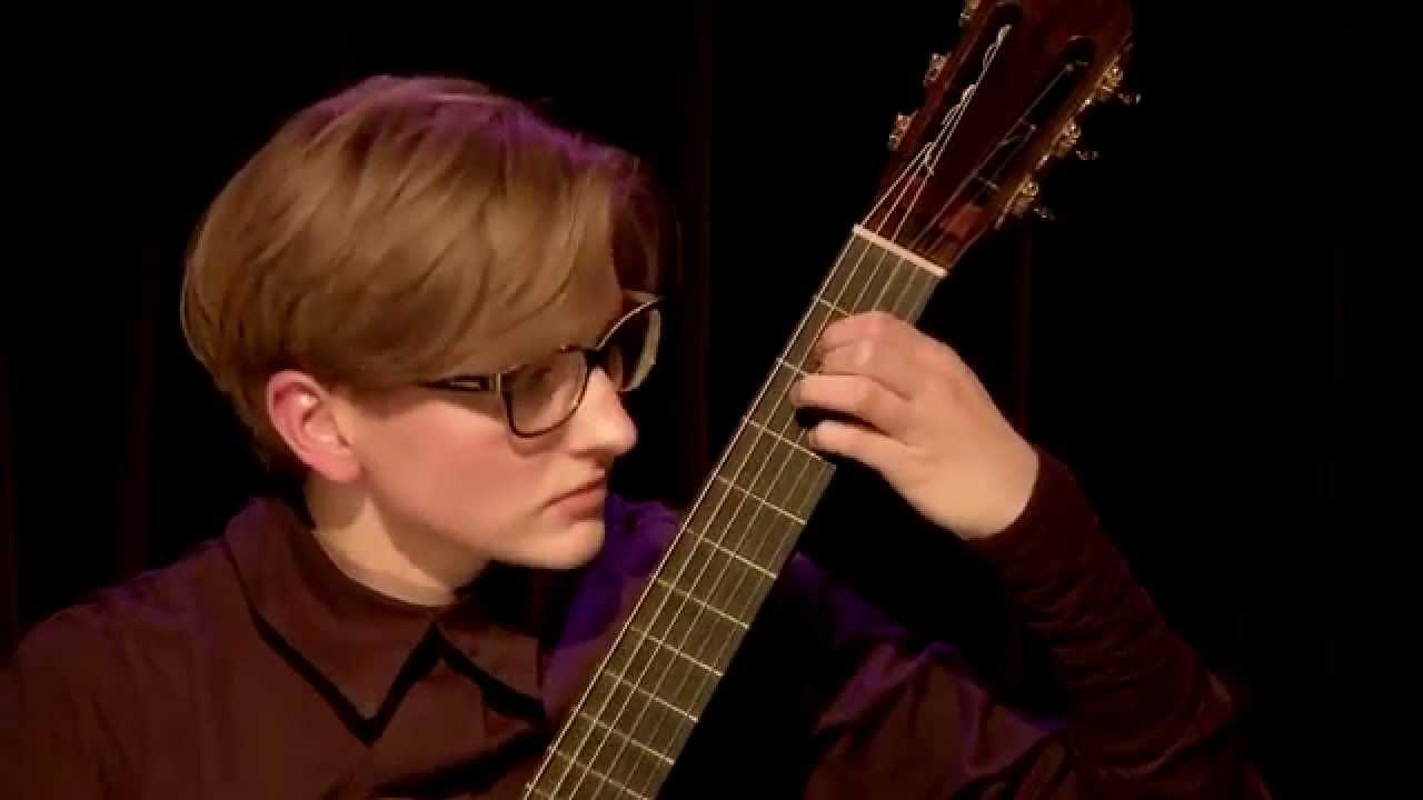 Justyna Sobczak: Preludes I, VIII, XXIV - Manuel Maria Ponce