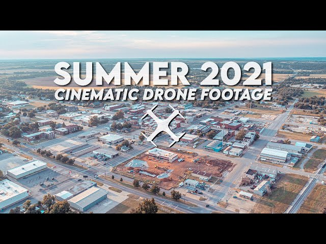 SUMMER 2021 CINEMATIC DRONE FOOTAGE / DJI Mavic 2 Pro + DJI Mini 2