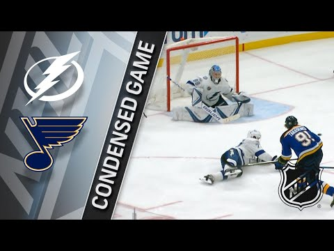 12/12/17 Condensed Game: Lightning @ Blues