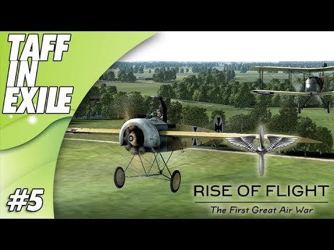 Rise of Flight | Career | No. 29 Sq | E5 |  Channel Map