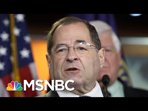 Jerry Nadler Warns Trump Against Firing Mueller As Democrats Win House In Blue Wave | MSNBC