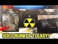 100% EASIEST WAY TO GET INTO BUNKER 11 EASTER EGG SOLO - WARZONE NUKE EVENT BUNKER EXPLAINED!