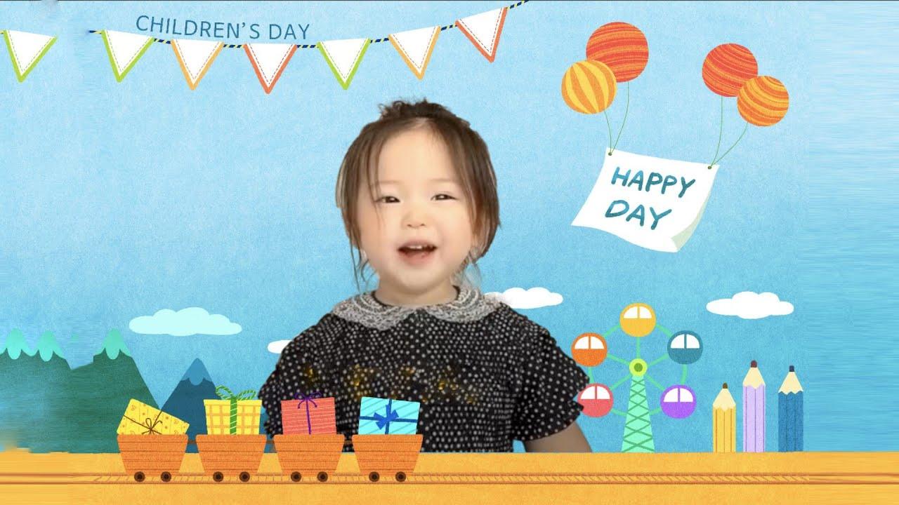 В День защиты детей ребятишки из КНР шлют привет ровесникам в РФ