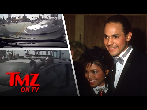 James DeBarge Involved In A Hit-and-Run Accident | TMZ TV