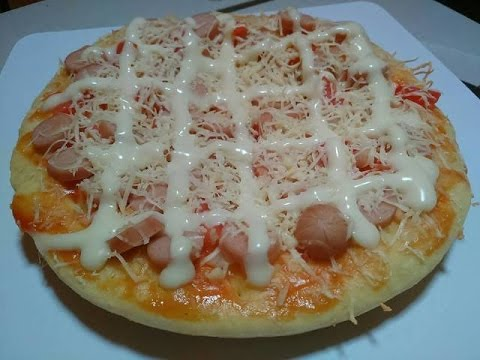 Resep Pizza Teflon Simple Tanpa Oven