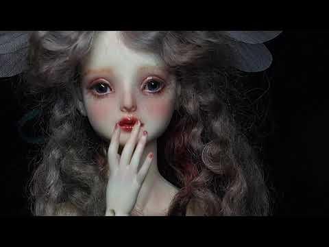 studio naiko bjd face-up for resin Enchanted Doll