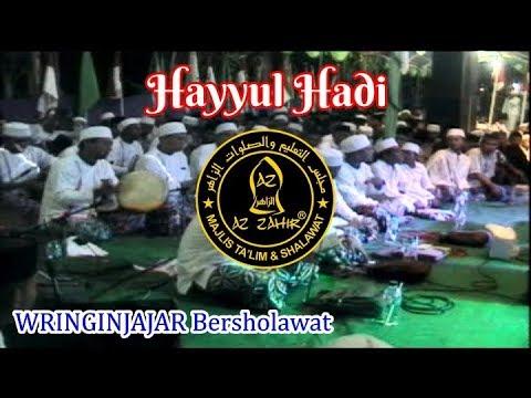 az-zahir---hayyul-hadi-|-wringinjajar-bersholawat