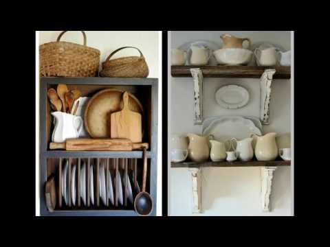 Farmhouse Kitchen Storage Ideas