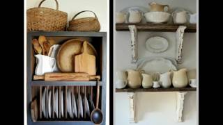 Farmhouse Kitchen Storage Ideas