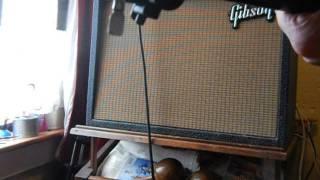 1965 Gibson GA17RVT Scout part 4 post mod tone taste