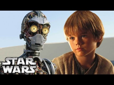 Thumbnail: Anakin Skywalker Did NOT Originally Build C-3PO