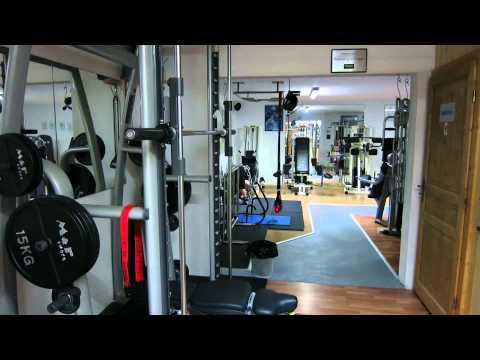 La Forge   Création de salles de fitness en Suisse   Visite de la Forge