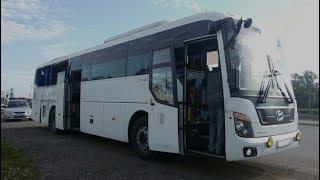 из Ташкента в Москву. Открылся регулярный автобусный рейс из Узбекистана
