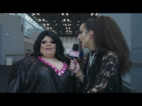 Stacy Layne Matthews at DragCon NYC 2017 - Hey Qween!