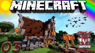 A CASA DAS GALINHAS - Império #3 (Server) - Minecraft 1.12.2