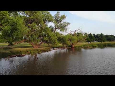 The Pond at Dolese Park OKC, Mavic Air