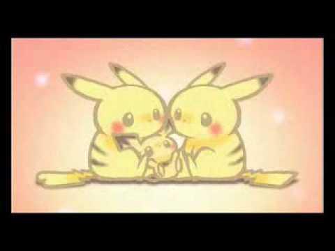 Pikachu Dango Daikazoku (english sub) -- ピカチュウだんご大家族