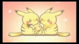 Repeat youtube video Pikachu Dango Daikazoku (english sub) -- ピカチュウだんご大家族