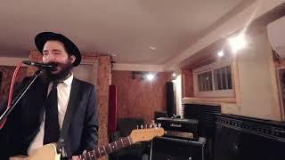Barak Grossberg - Come Together (The Beatles Cover) Live On Studio