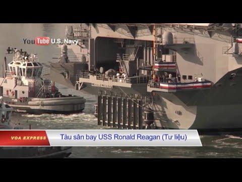 Mỹ Tập Trận ở Biển Đông
