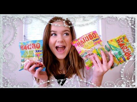 GODISTEST i samarbete med Haribo!! (Testing Haribo candy, English subtitles)