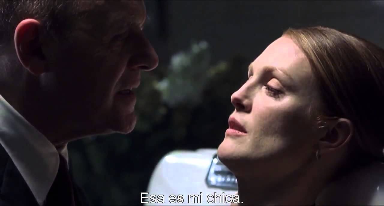 Hannibal 2001 Lecter Y Clarice Final Youtube