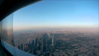 Burj Khalifa At The Top Sky Dubai 24 Mar 2016