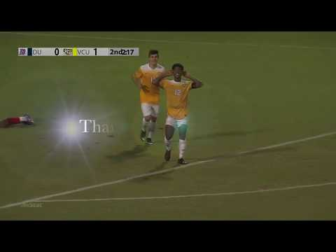 Peter Pearson VCU men's soccer Highlights 2018