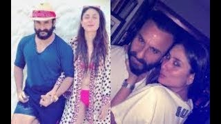 Saif Ali Khan And Kareena Kapoor Wedding Anniversary: Here Are 5 Romantic Pics Of The Couple