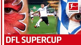 Eintracht Frankfurt vs. FC Bayern München - Get Ready For The 2018 Supercup