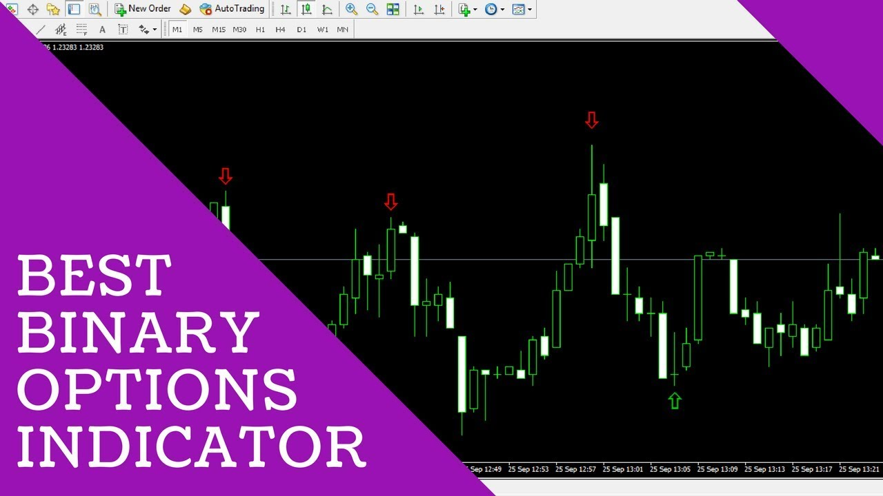 Binary options custom indicator