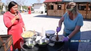 В Хабаровске в рамках фестиваля-конкурса «Кухня без границ» прошла презентация блюд якутской кухни(, 2015-09-15T11:56:33.000Z)