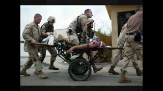 American Soldier Tribute Wounded Warriors