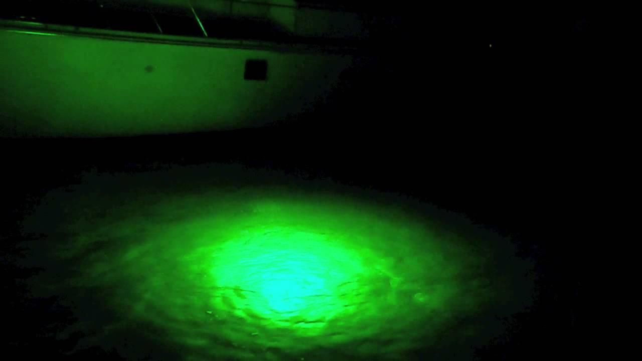 loomisled dock light video - youtube, Reel Combo