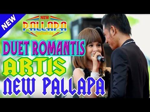 BEST DUET ROMANTIS ARTIS NEW PALLAPATERBARU JULI 2017