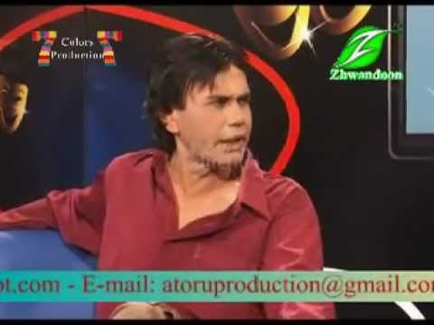 "Program ""Skondary"" Episode ""Actor"" (Umar Gul) Part 1 Zhwandoon TV"