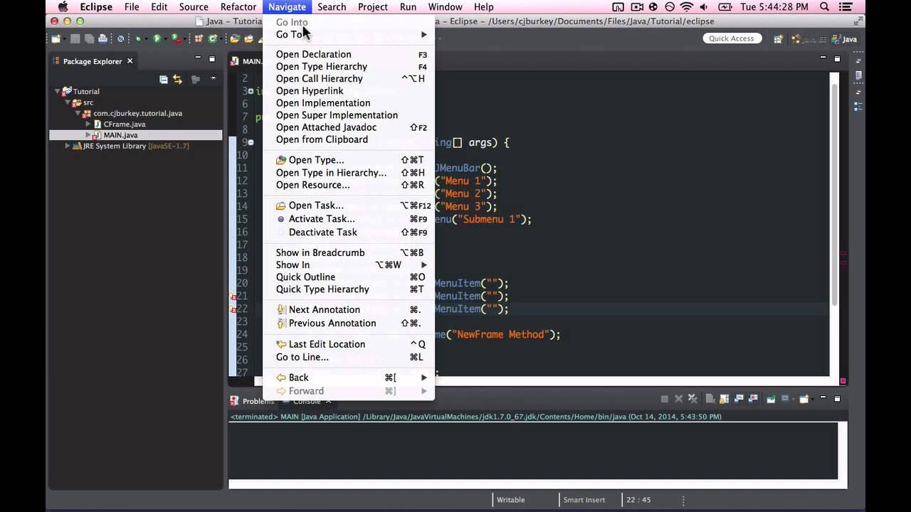 Java programing tutorials episode 12 jmenus youtube java programing tutorials episode 12 jmenus baditri Gallery