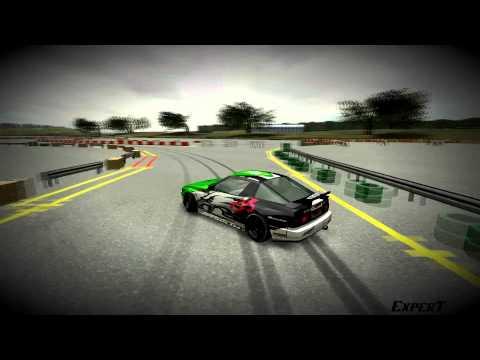 LFS Drift With Logitech G27 720