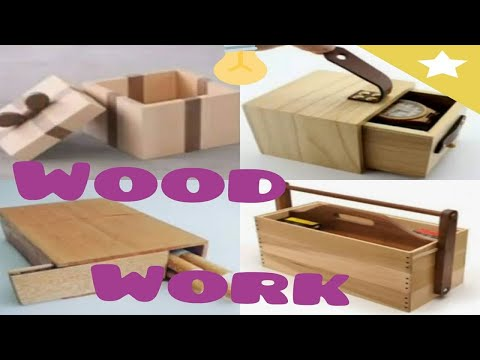D I Y wooden Project // Best woodworking ideas // Best out of wood materials