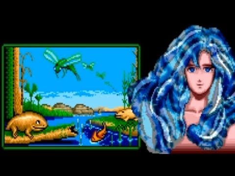 E.V.O.: Search For Eden (SNES) Playthrough - NintendoComplete