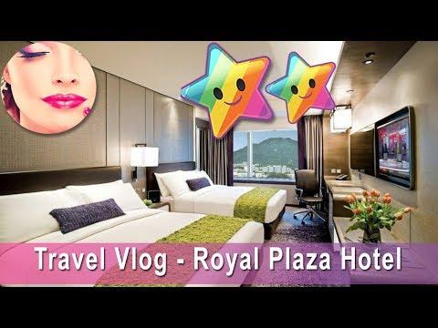 Hong Kong Travel Vlog - Royal Plaza Hotel Review!