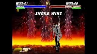 Ultimate Mortal Kombat 3 - Unlockable Characters