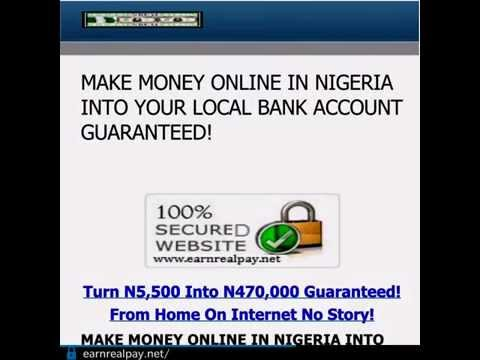HOW TO INCREASE INCOME WHEN POSTING MAKE MONEY ONLINE IN NIGERIA INTO YOUR LOCAL BANK ACCOUNT!