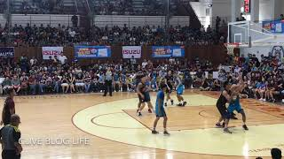 KOBE PARAS HIGHLIGHTS | ILOILO COLLEGIATE SELECTION VS UP FIGHTING MAROONS | CLIVE BLOG LIFE