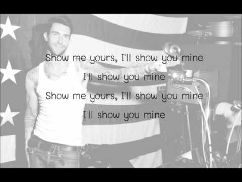 In Your Pocket - Maroon5 Lyrics