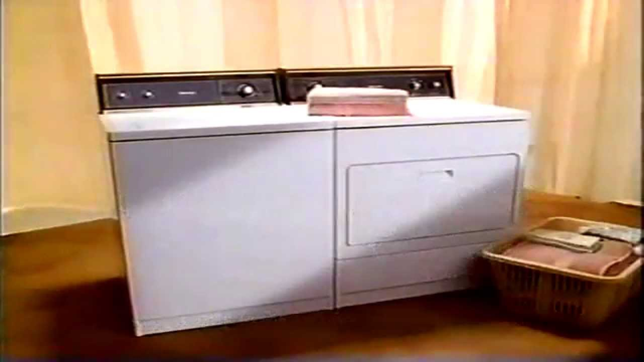 1990 Kenmore Washer And Dryer Liance Commercial