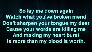 James Blunt  This love again [aOneLyrics]