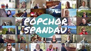 Popchor Spandau - Du bist immer für mich da (Virtueller Chor)